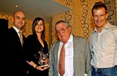 Excellence award 2005