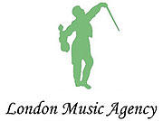 logo for London Music Agency