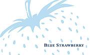 logo for Blue Strawberry