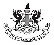 logo for City of London Club