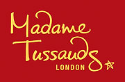 logo for Madame Tussauds