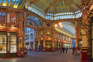 picture of Leadenhall Market