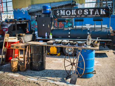 picture of Smokestak