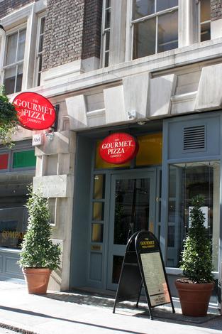 Gourmet Pizza Company, Gabriels Wharf