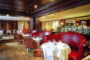 Rib Room, Jumeirah Carlton Tower Hotel