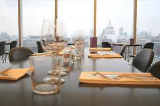 Tate Modern, Restaurant, Level 6