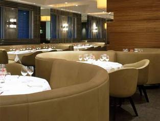 Locanda Locatelli, Hyatt Regency