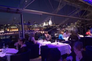 Oxo Tower, Restaurant