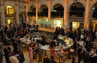The Royal Exchange Grand Café, The Royal Exchange