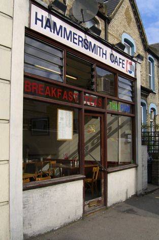 picture of Hammersmith Café