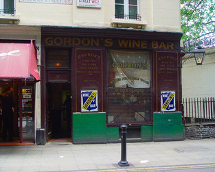 picture of Gordon&rsquo;s Wine Bar