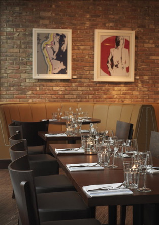 The Hoxton Grill, Hoxton Hotel