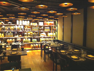 Spice Market, W Hotel London