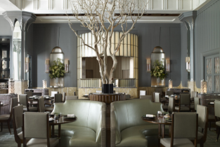 Fera at Claridge's, Claridge's Hotel