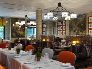 Ham Yard Restaurant, Ham Yard Hotel