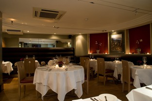 picture of The Restaurant at Drakes, Drakes Hotel