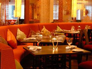 Asha's Indian Bar and Restaurant