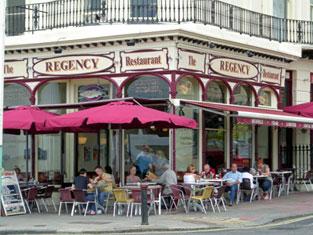 The Regency Restaurant