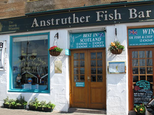 picture of anstruther