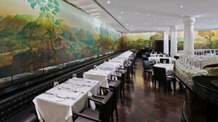 Tate Britain, Whistler Restaurant