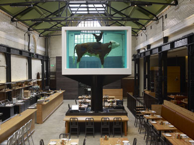 picture of Hix at The Tramshed EC2